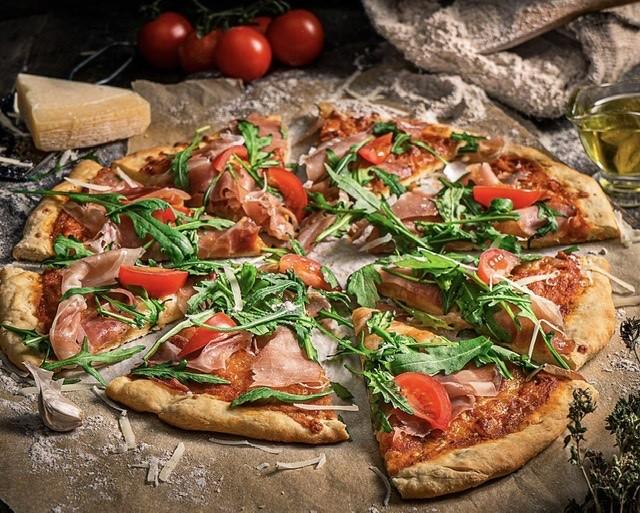 Nejchutnější práva italská pizza