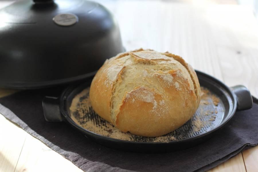 Domácí křupavý chlebík